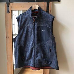 Orvis Men's Windproof Sweater Fleece Vest